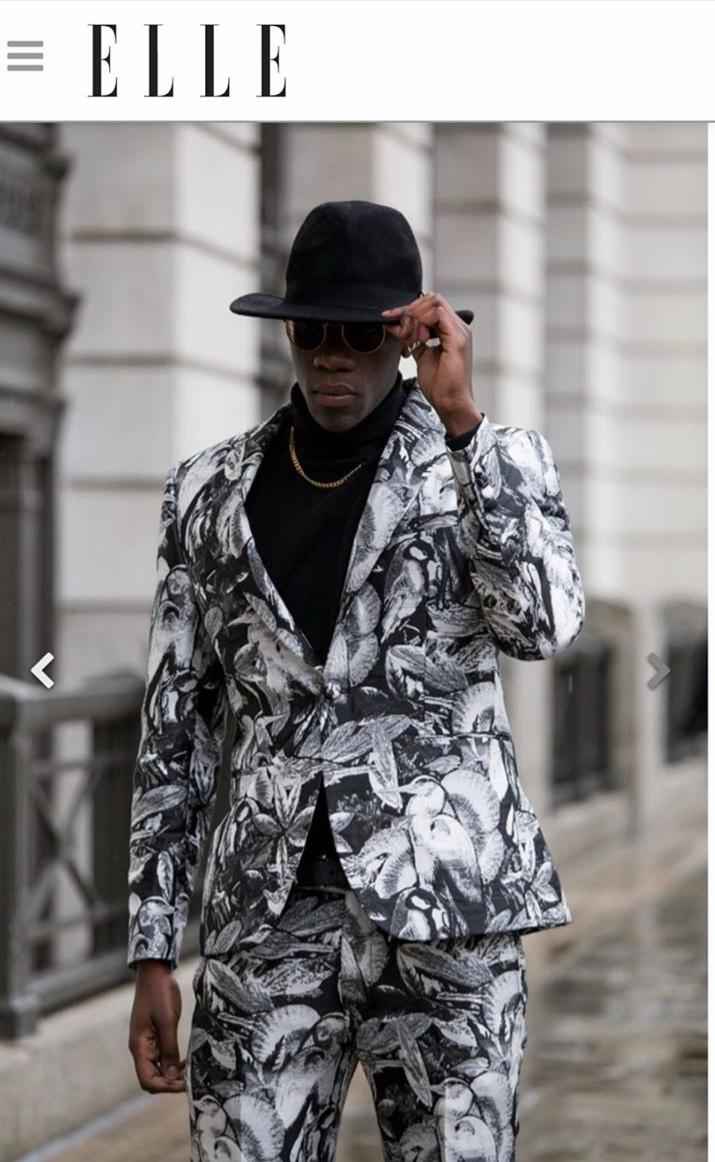 London Fashion Model with Multi-Hyphenate Ambitions