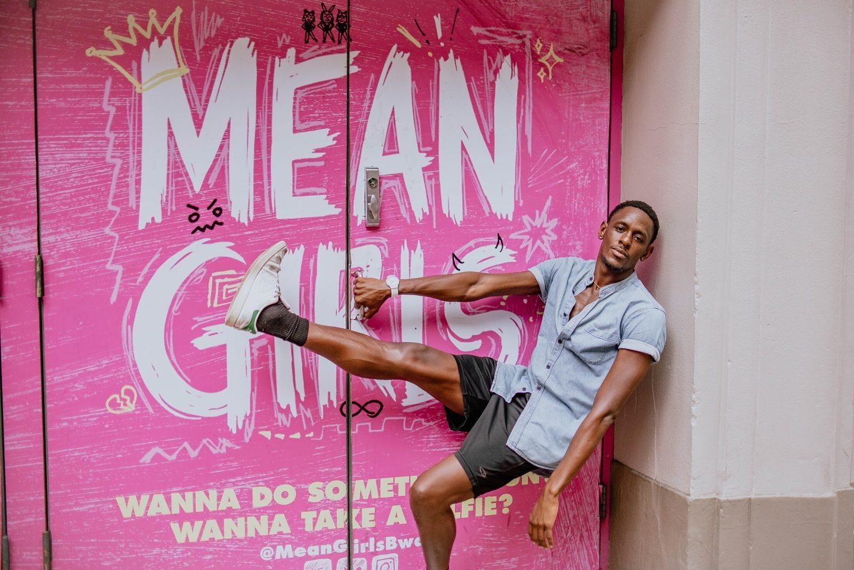 Life in Lockdown feat. Broadway Dancer Darius Barnes